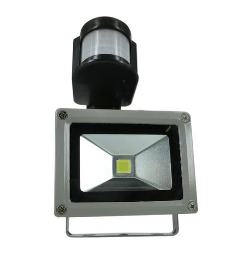 Unusual Items 10W OUTDOOR LED FLOOD LIGHT WITH SENSOR