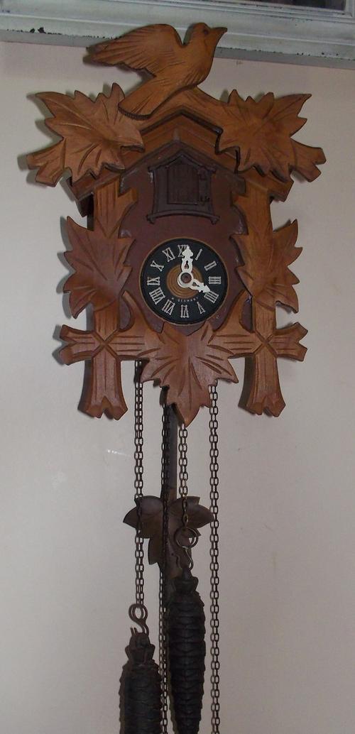 Cuckoo Amp Wall Clocks Cuckoo Clock E Schmeckenbecher Was
