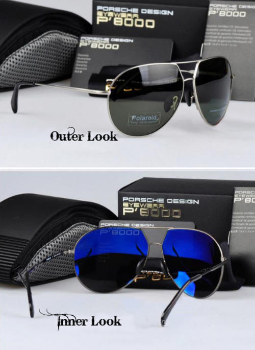 f939ae98b76d Porsche Design Sunglasses P8000 In Dubai