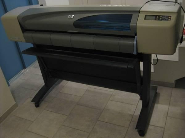large format printers plotter hp designjet 500 plus a0 colour plotter autofeed for. Black Bedroom Furniture Sets. Home Design Ideas