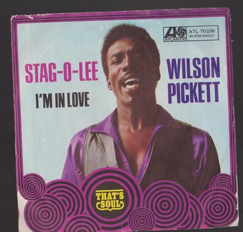 Wilson Pickett Stag O Lee Mojo Mamma