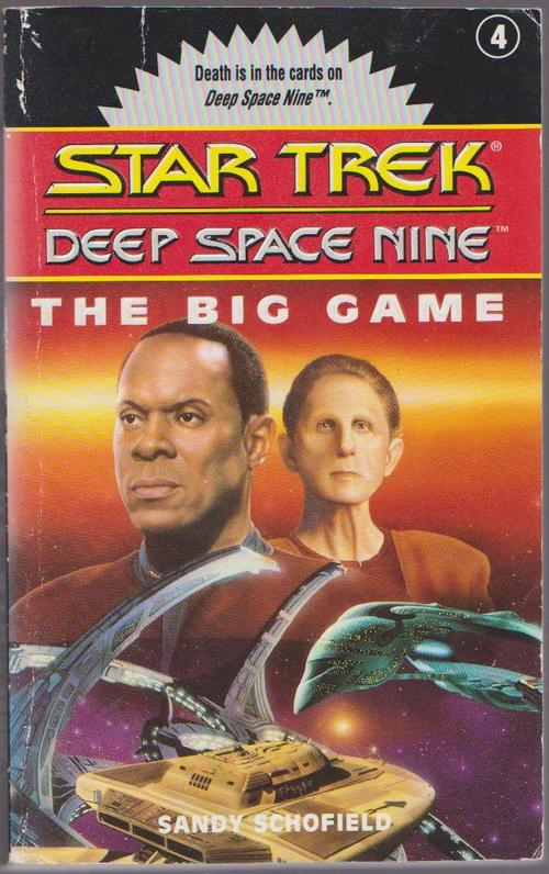 Science Fiction Amp Fantasy Star Trek The Big Game By