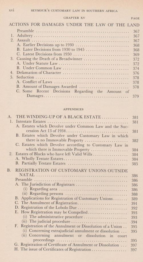application of african customary law in The free africabib app for android is available here periodical article: title: the application of customary law in uganda.