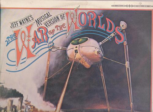 war of the worlds jeff wayne. war of the worlds jeff wayne.