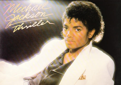 Motown Michael Jackson Thriller Was Sold For R90 00 On
