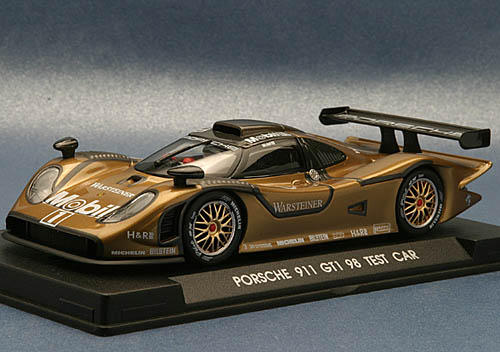 cars scalextric fly porsche gt1 98 le mans mobil gold ref a73 rare 1 32 slot car was sold for. Black Bedroom Furniture Sets. Home Design Ideas