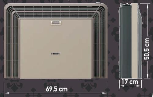 ESkabe MX8TT Size