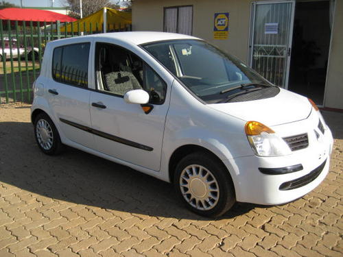 renault renault modus dynamic 2006 model only 50000km was listed for r47 on 31. Black Bedroom Furniture Sets. Home Design Ideas