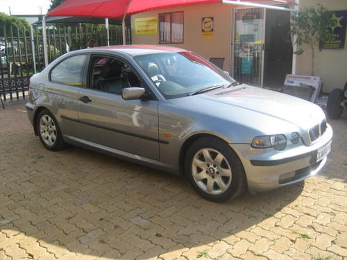 bmw bmw 318ti e46 2003 model manual very good cond. Black Bedroom Furniture Sets. Home Design Ideas