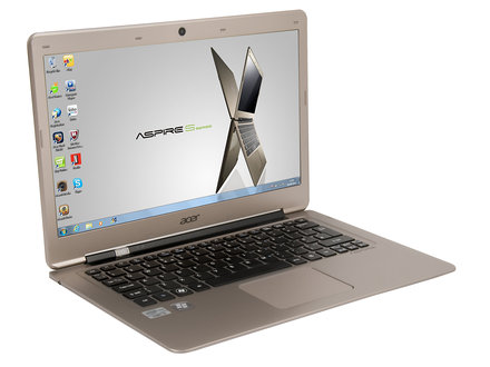 Aspire Ultrabook S3-391 Family Aspire s3 391