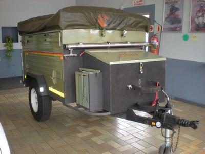 Amazing Archive Venter Bushbaby Camping Trailer Middelburg  Olxcoza