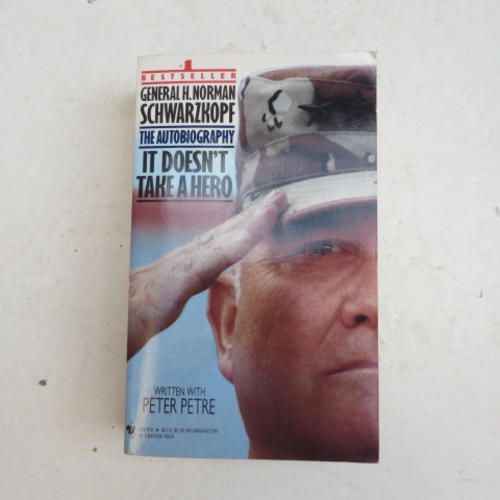 it doesnt take a hero It doesn't take a hero has 2,600 ratings and 112 reviews james c hart said: outstanding bookoutstanding booki served with general schwarzkopf in the.