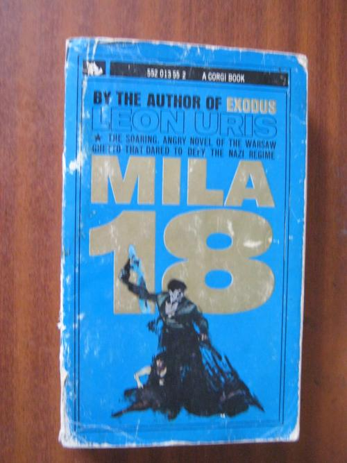 Mila 18 - Part 2, Chapters 12-16 Summary & Analysis
