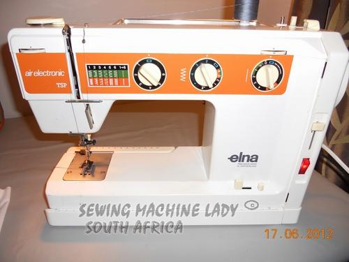 elna jubile sewing machine