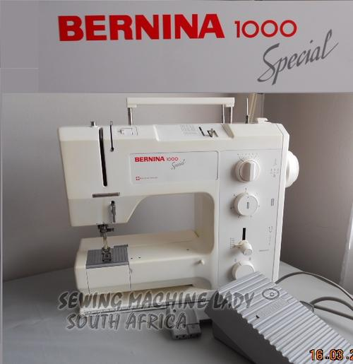bernina sewing machine feet manual