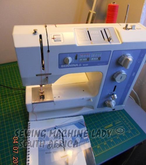 bernina sewing machine feet manual