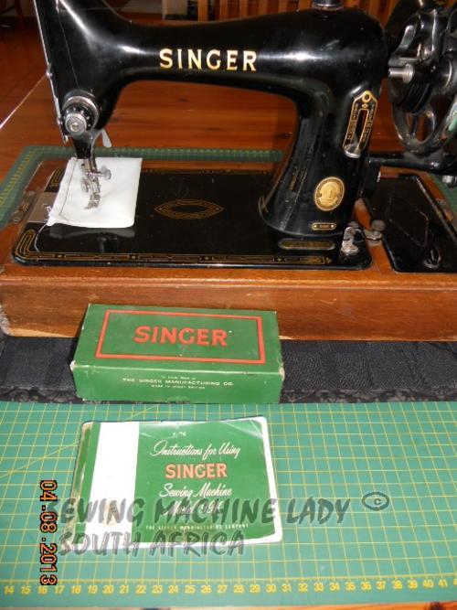 singer handy stitch model cex300k manual
