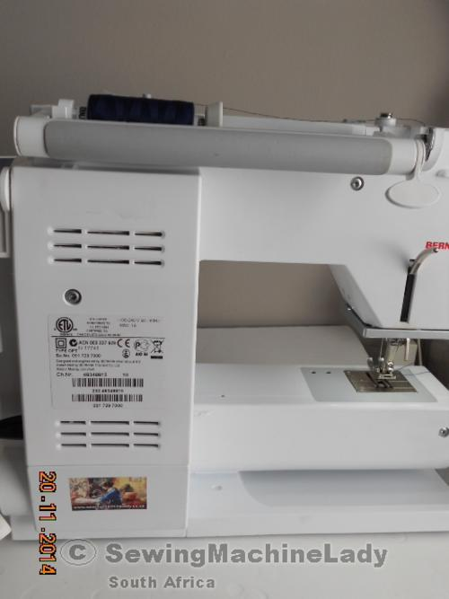 white 3300 embroidery machine for sale