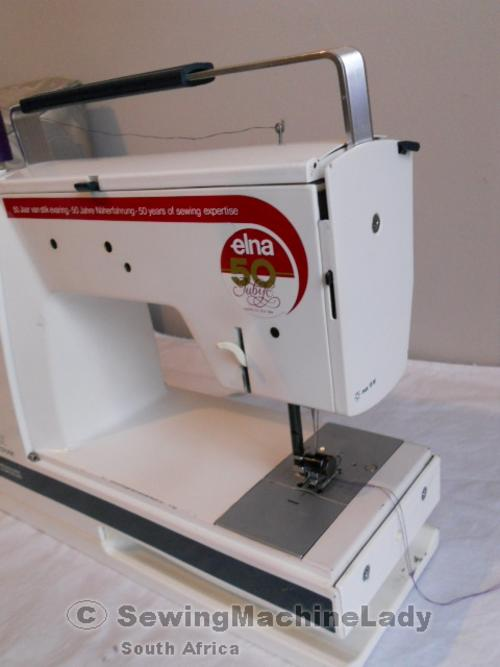 elna stella sewing machine manual