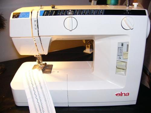 elna 2006 sewing machine