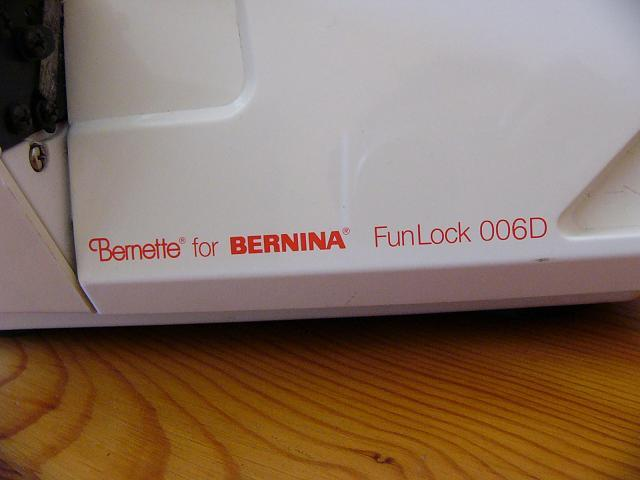 My Bernina Serger 800DL is not sewing right