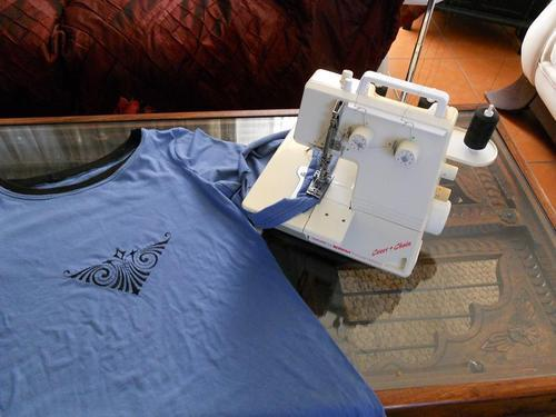 how to use a bernette 334s overlocker