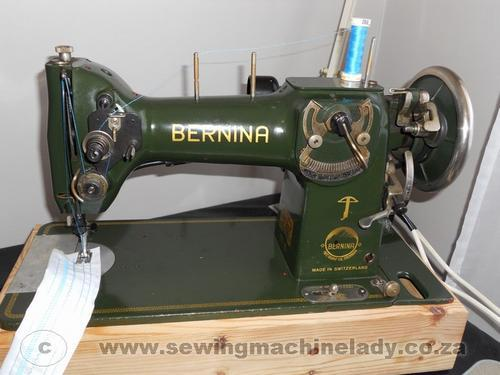 bernina industrial sewing machine for sale