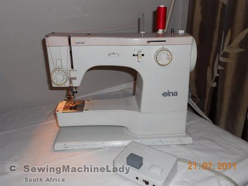 elna sewing machine for sale