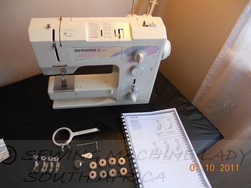 elna mini sewing machine instructions
