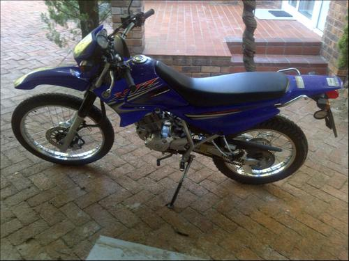 Other off road bikes yamaha xtz 125 2007 was listed for for Yamaha r9 motorcycle