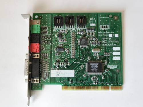 Creative audiopci es1371 es1373 wdm driver 64 bit.