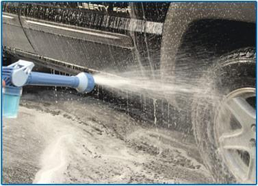 EZ Jet Water Cannon As Seen On TV Turns Your Garden Hose Into A Powerful Pressure  Washer. Blast Away Dirt From Cars, Windows, Siding, Outdoor Furniture, ...