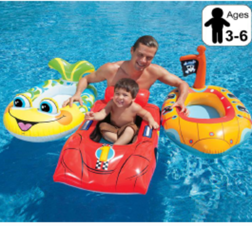 Other baby intex boat pool cruiser a must have for Pool design must haves