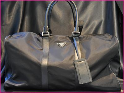 Handbags \u0026amp; Bags - Authentic Prada Borsa Tracolla Travel Bag was ...