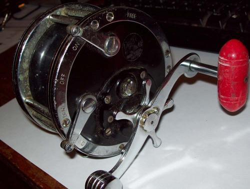 Reels penn no 49 deep sea fishing reel was sold for for Penn deep sea fishing reels