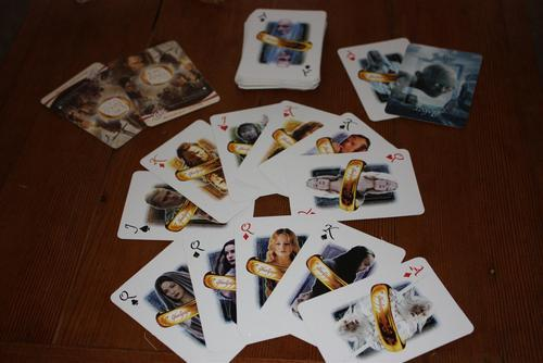 The Lord of the Rings: The Card Game   Board Game ...
