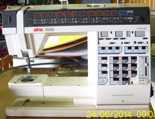 elna 7000 sewing machine