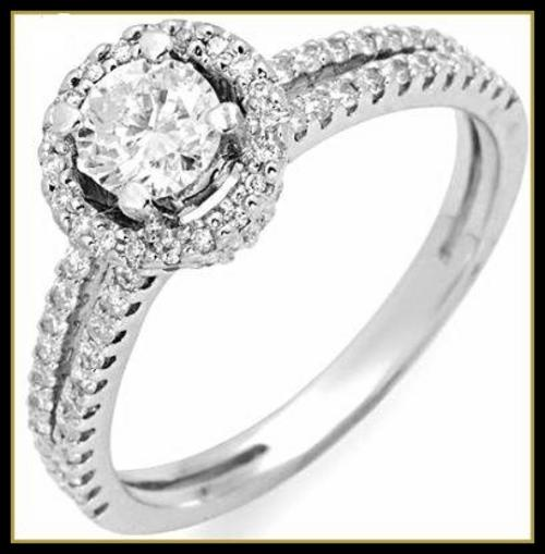 Engagement Rings CRAZY STUNNING SOLITAIRE 2 50 CTW CLASSIC NATURAL Dia