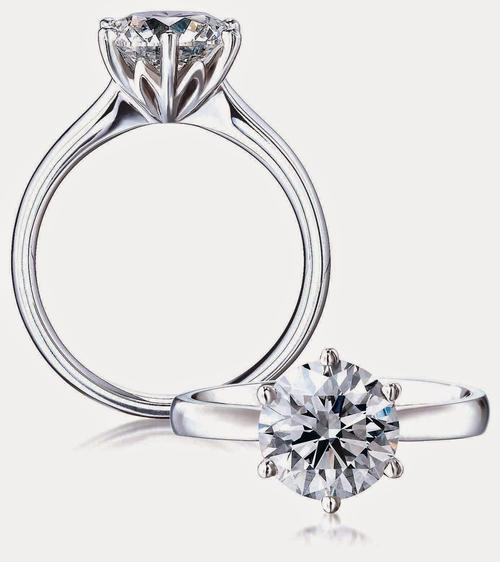 Protea Setting Ring