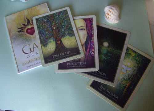 gaia oracle cardsGaia Oracle Cards