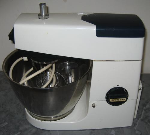 Food processors kenwood chef model a701a was sold for for Kenwood cooking chef accessoire