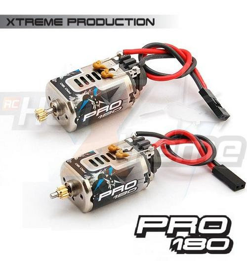 Helicopters Xtreme Pro 180 Bearing Motors A B Pair