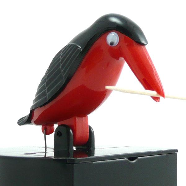 Other kitchen dining bar auction crazeeee start toothpick woodpecker dispenser - Toothpick dispenser bird ...