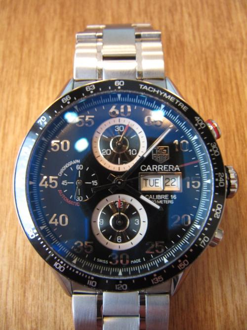 Price Of A Tag Heuer Carrera In South Africa