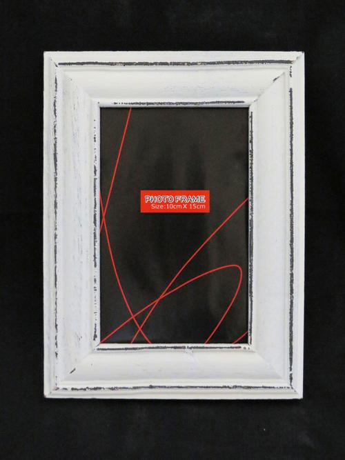 photo frames vintage looking white photo frame 21 x 15 5 cm was sold for on 27 sep at. Black Bedroom Furniture Sets. Home Design Ideas