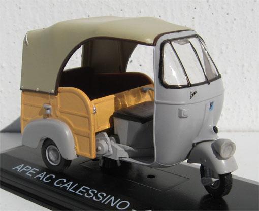 The Piaggio Ape Van