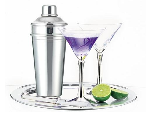 cocktail shakers bar sets stainless steel coctail shaker 700ml great for all drink mixes. Black Bedroom Furniture Sets. Home Design Ideas