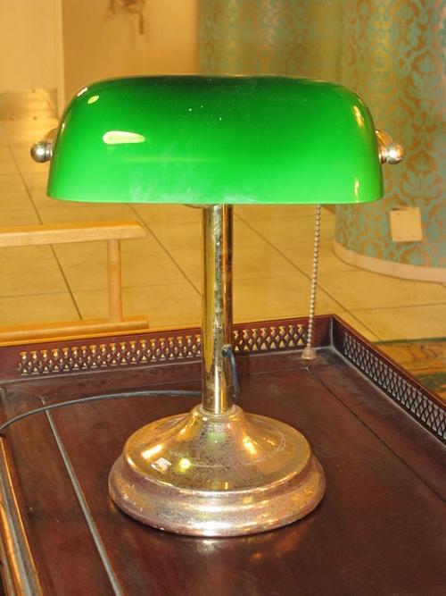 Vintage Desk Lamps Hostgarcia – Green Desk Lamps