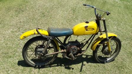 motocross bikes 1969 yamaha ft1 mini enduro 50cc was listed for r1 on 23 jan at 11 46. Black Bedroom Furniture Sets. Home Design Ideas