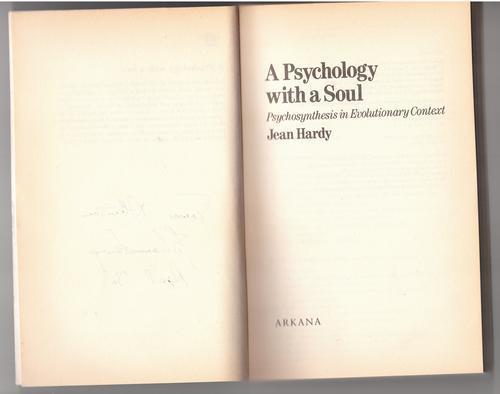 Psychology psychosynthesis spirit
